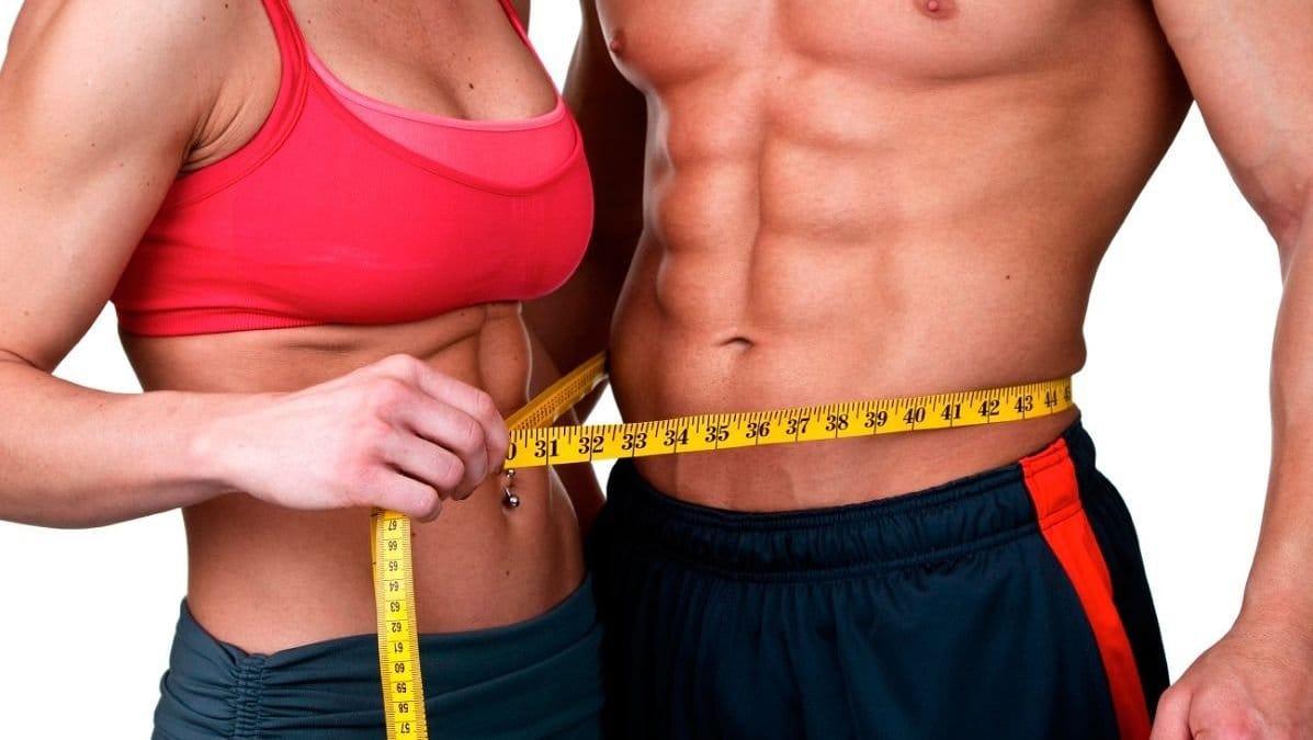 Dieta definir abdominales hombre