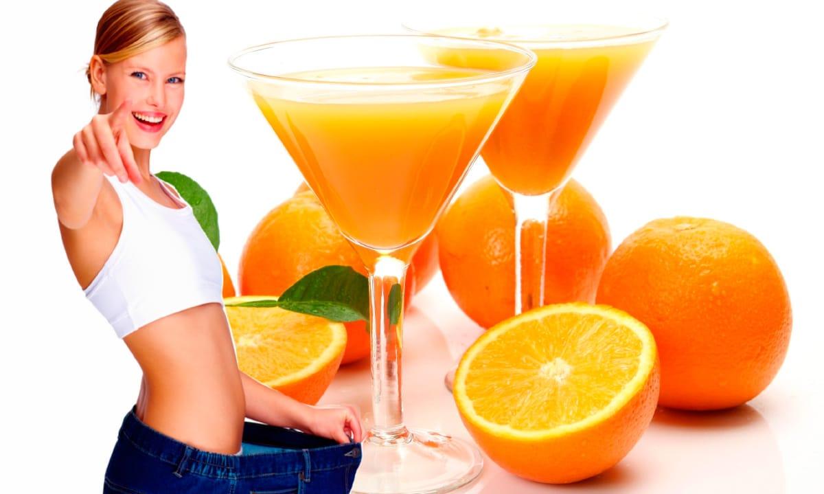 Bajar de peso tomando jugos naturales venda medicamentos