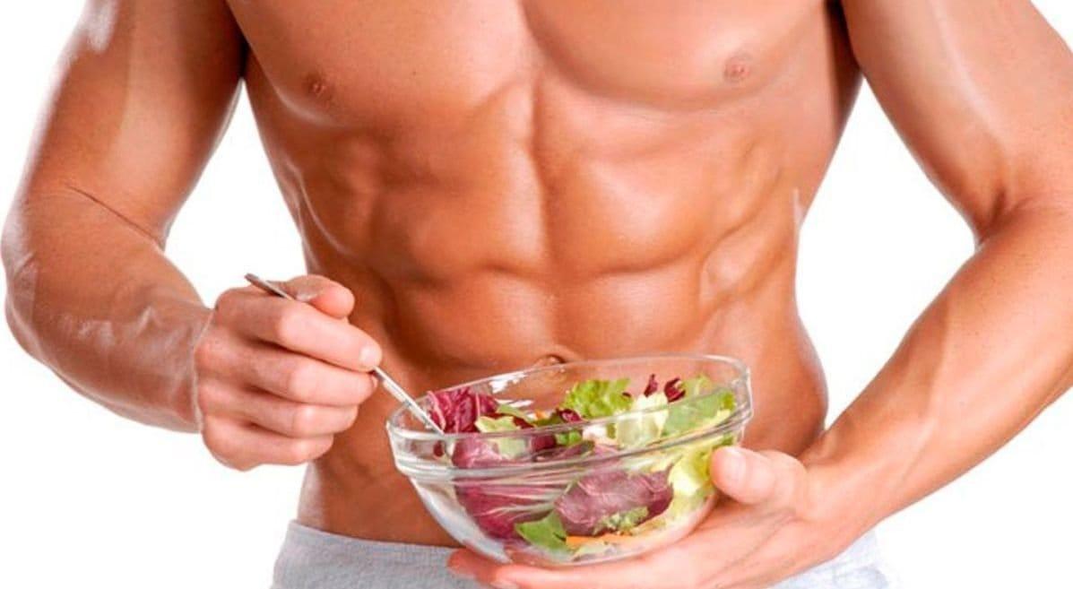 Dieta para muscular hombre