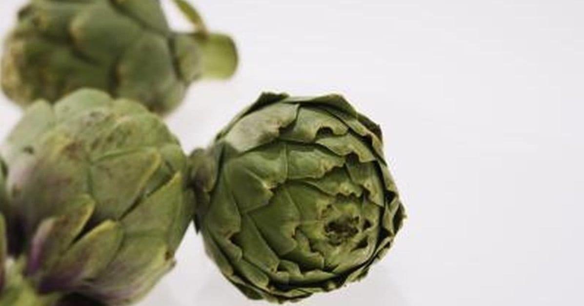 Dieta disociada de alcachofas